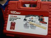 HYPER TOUGH Mixed Tool Box/Set 115PC TOOL SET